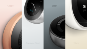 New Colors Available for Nest Thermostat