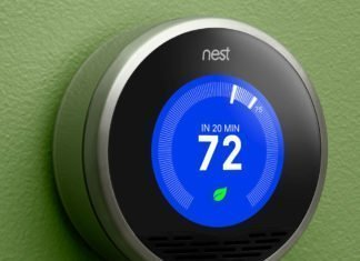 Nest Learning Thermostat - Home cooling