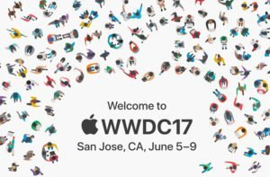 WWDC 2017 Ad Banner Apple