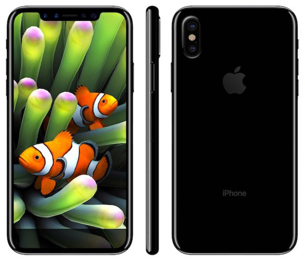 iPhone 8 Rumor Render