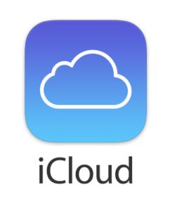 iOS 11 iCloud Icon