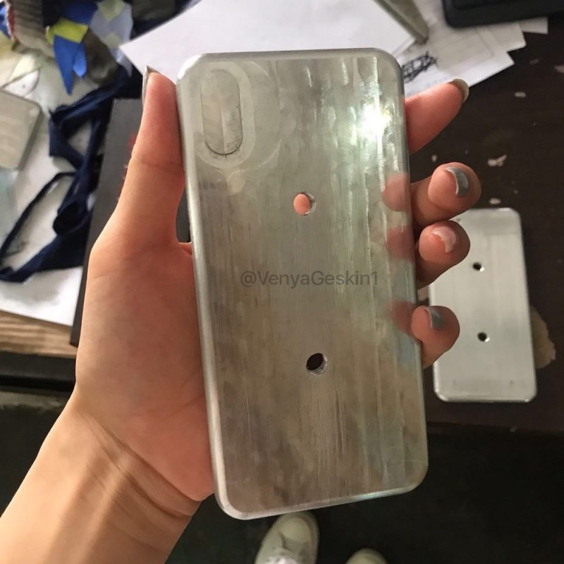 Leaked iPhone X Edition Case