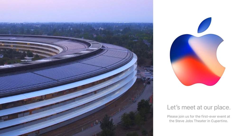 September 12th Apple Product Event Invite