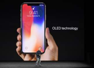 iPhone X Product Launch