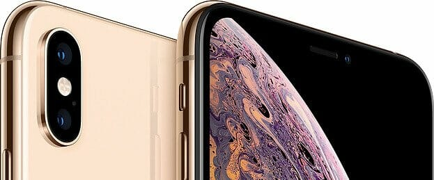 iPhone XS Camera Front and Rear XS Max