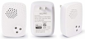 Aeotec Strobe Siren Product Images