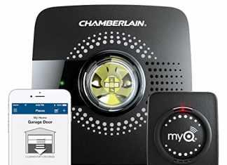 Chamberlin MyQ Garade Door Controller ATB