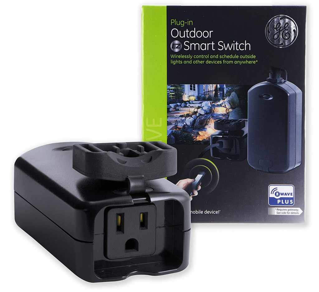 Review Ge Outdoor Z Wave Appliance Control Switch