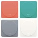 Logi Pop Button Color Options
