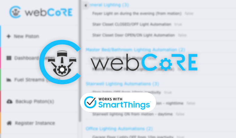 Using WebCoRE with SmartThings|Average Tech Blog | Home