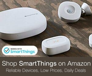 More Samsung SmartThings Products
