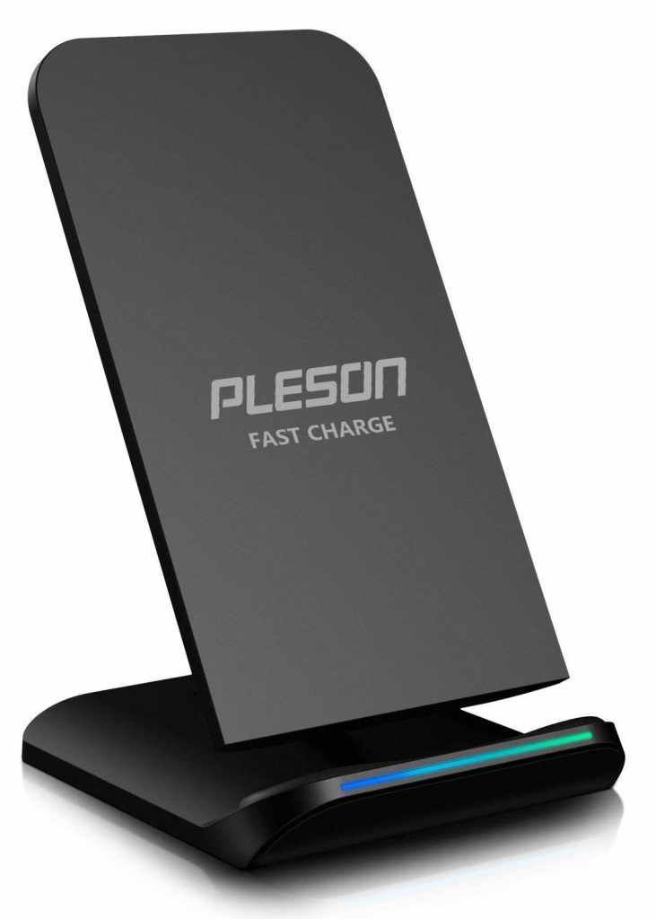 Pleson Wireless Fasr Charger for iPhone and Android
