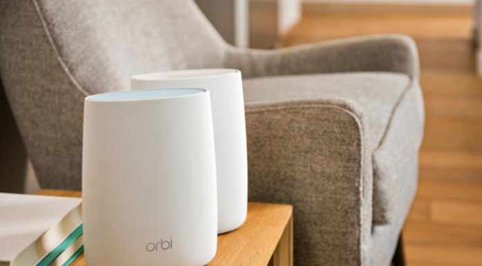 orbi-router-mesh-network