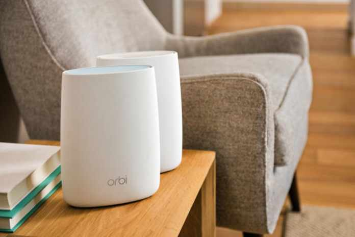 orbi-router-mesh-network