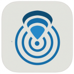 Wi-Fi Sweetspots is a free iOS app that offers persistent signal speed metrics while you move around holding your phone.