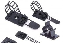 DIY Essentials by AverageTech - Cable Clips