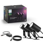 Hue Outdoor Lighting 3 Pack Image